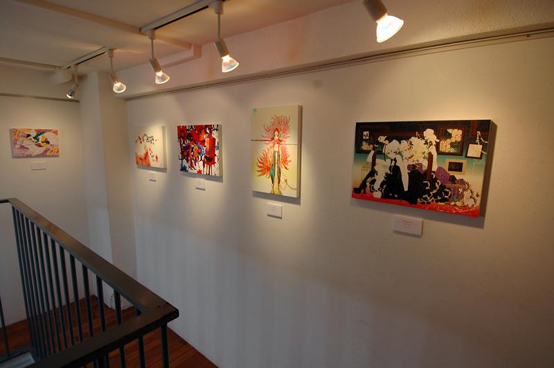 Illustration Exhibition by Fuyuhiko Yamamoto