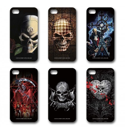 AlchemyGothic iPhone cases