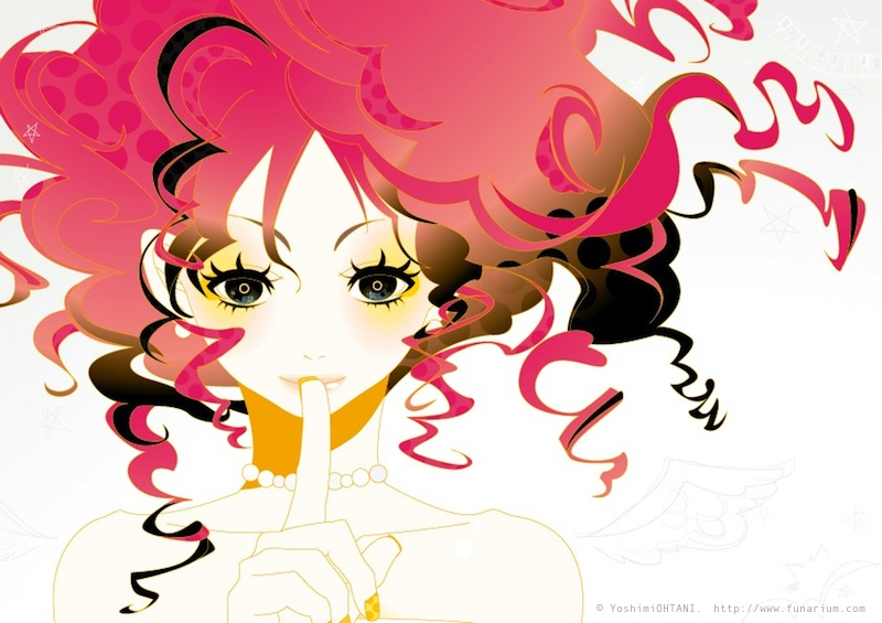 """Mitsumete"" by Yoshimi OHTANI"
