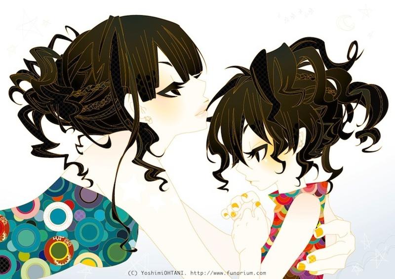 """""""Hada no Ondosa"""" by Yoshimi OHTANI"""
