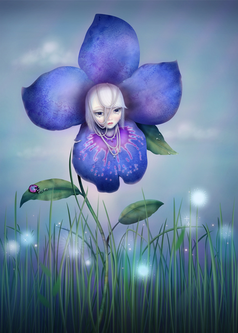 A Wild Orchid