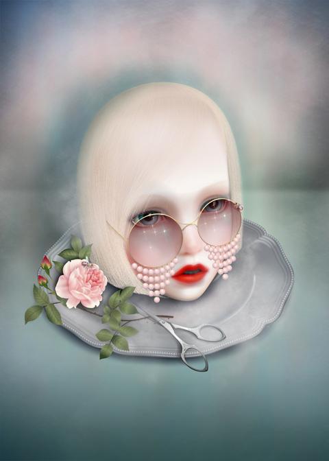 Gaga's Vanity