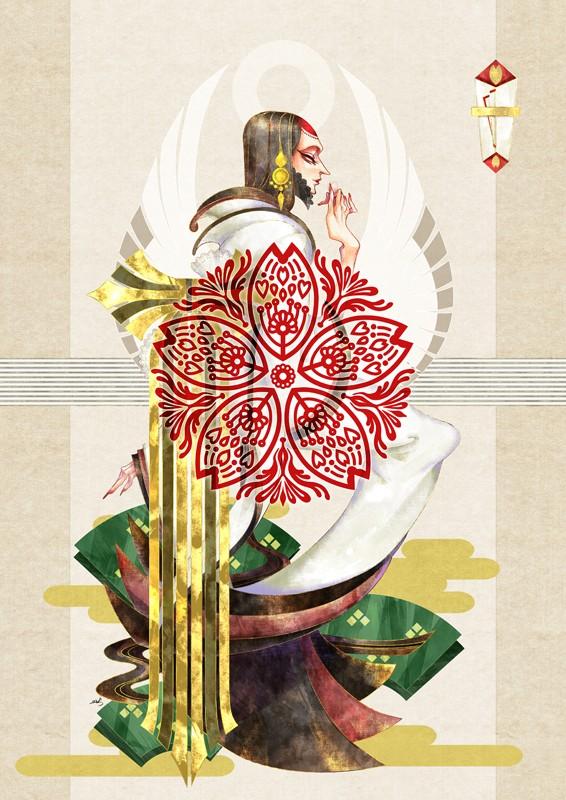 Soyoko Shikama's new works