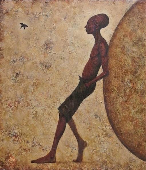 "Noriyuki IMAO solo exhibition ""LE RETOUR"""