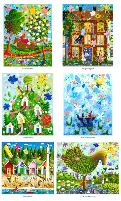 グリーティングカードが1,500万枚突破。北欧のアーティスト、マージャ・リーナ。