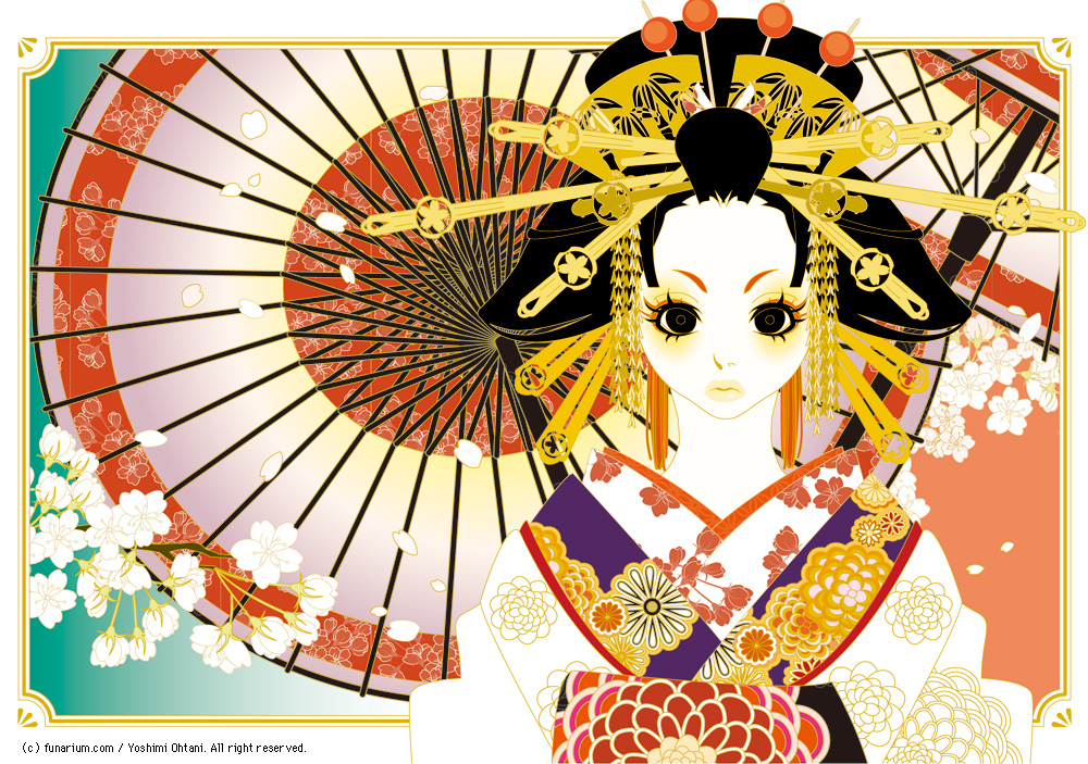 DENKI-MIRAI HAS BEEN APPOINTED TO REPRESENT FOUR JAPANESE ILLUSTRATORS