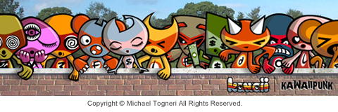 DENKI-MIRAI HAS SIGNED A MOBILE CONTENT LICENSE FOR MICHAEL TOGNERI