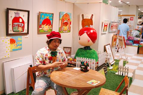 KO-HEY! ARIKAWA HAPPY GO ROUND 2011