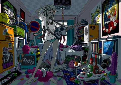 """Morning Distortion"" by KATOKEN"