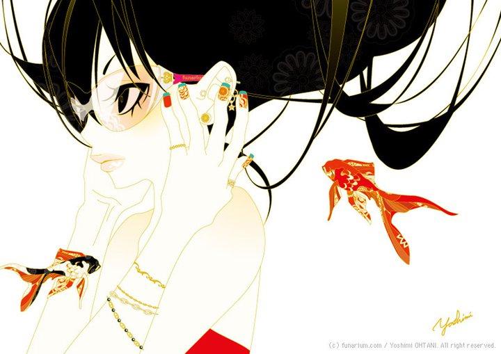 """Oto ni Miru"" by Yoshimi OHTANI"