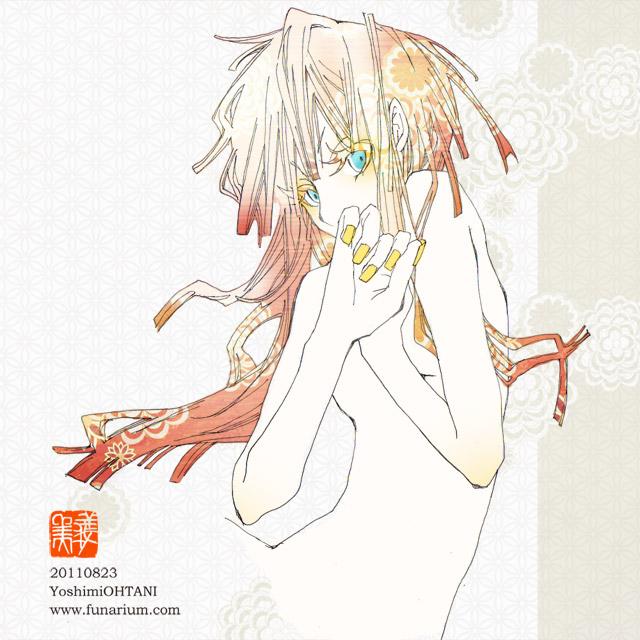 Yoshimi OHTANI's sketch works