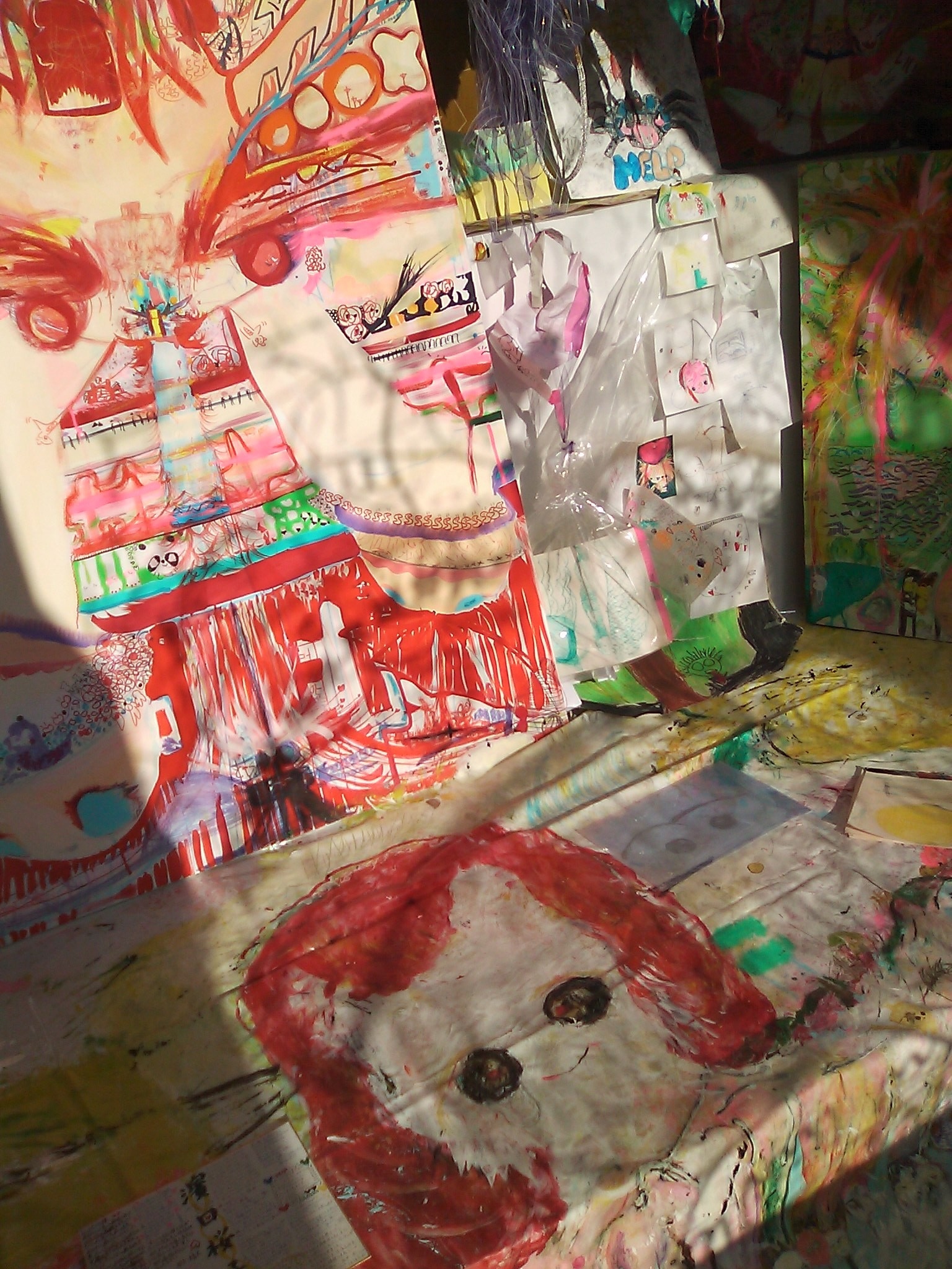 Sakurako Hamaguchi @BODY WILD Under wave (Shibuya, Toyko)