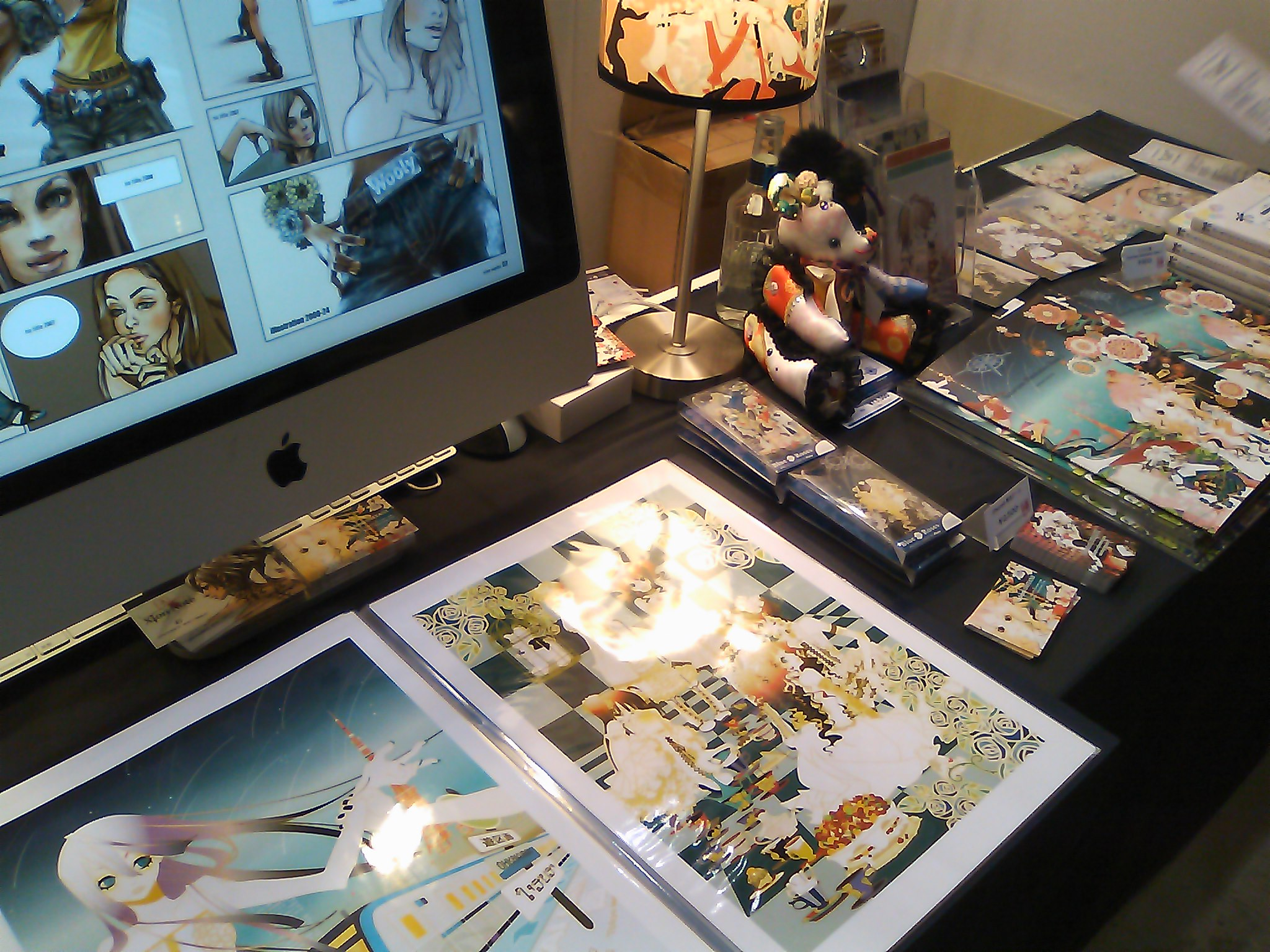 Yoshimi OHTANI @DESIGN-FESTA vol.34